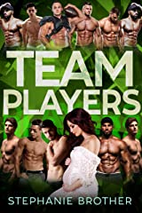TEAM PLAYERS: A REVERSE HAREM ROMANCE (HUGE Series) Kindle Edition