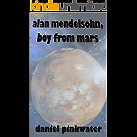 Alan Mendelsohn, The Boy from Mars book cover