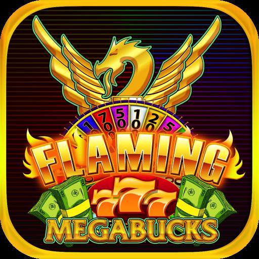 Flaming 777's Megabucks Free Spin Slots - Las Vegas Classic Slot Machines & FREE Games