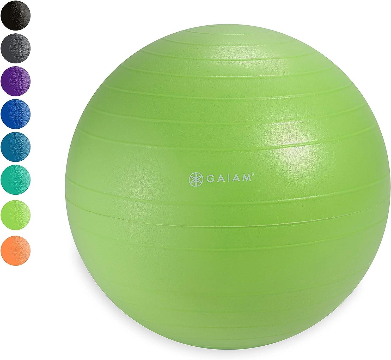 Gaiam Classic Balance Ball Chair Ball Extra 52cm Balance Ball for Classic Balance Ball Chairs