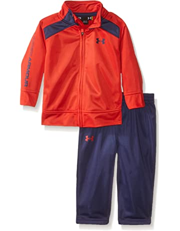 ba5ee8574f37 Under Armour Baby and Boys  Element Warm Up Set