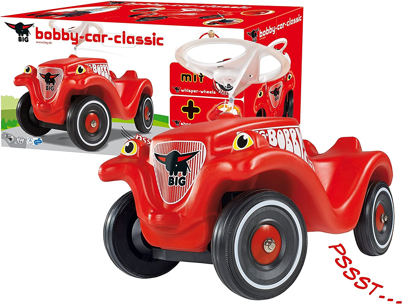 Bobby-car-classic Rot Niedriger Preis Big Spielwarenfabrik Big 800001303