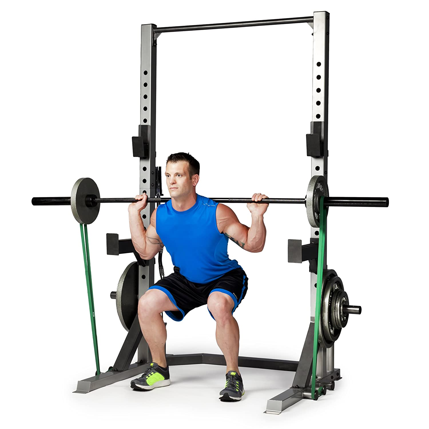 squat products rack press choice best product black standard piece barbell shop adjustable bestchoiceproducts bench steel rakuten
