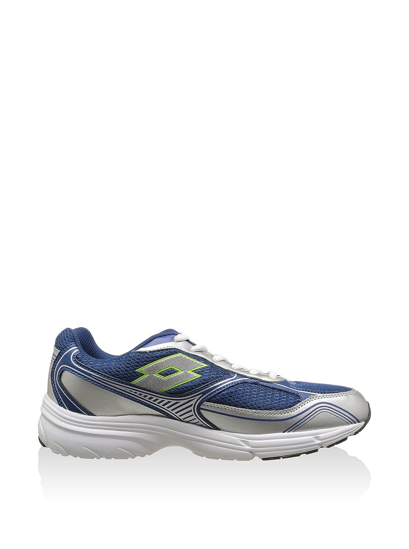 Lotto Sport Sneaker Antares VII Blu Argentato EU 42 (US 9)  Amazon.it   Scarpe e borse 1b64d90cc21