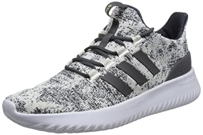 adidas Neo Men Shoes Cloudfoam Ultimate Running Training Trainers (EU 41 1/3 -