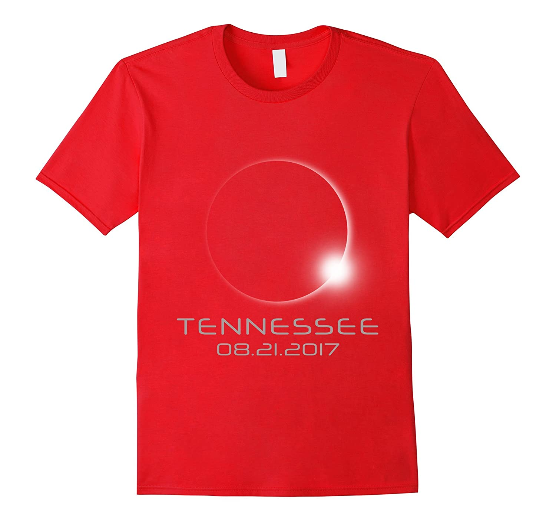 August 21 Solar Eclipse Tennessee Sun Space T-shirt-Art