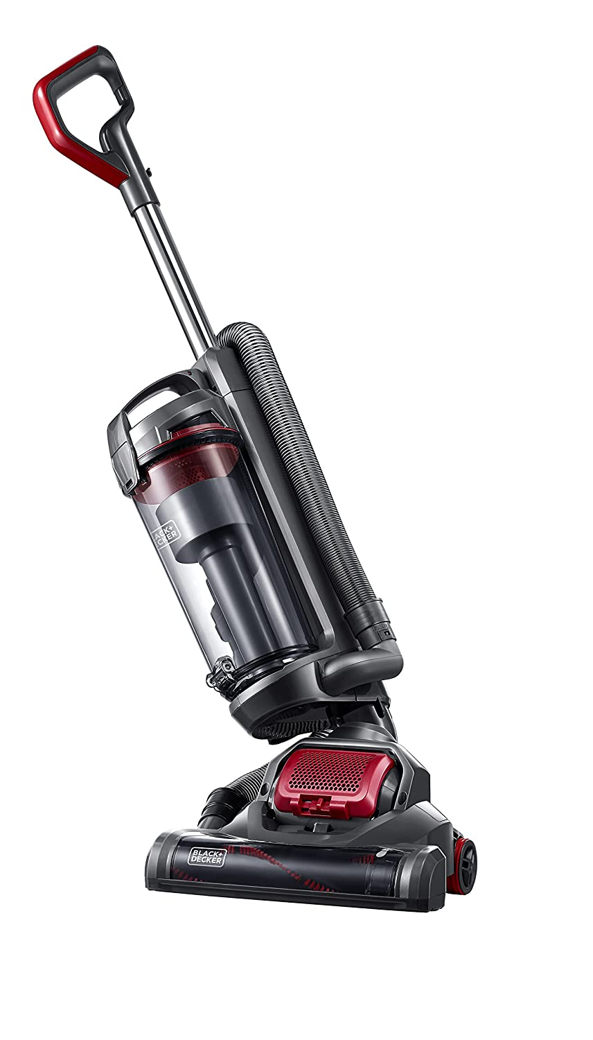 Black Decker Air Swivel Versatile Ultra Light Weight Upright Vacuum Cleaner Amazonca Home Kitchen