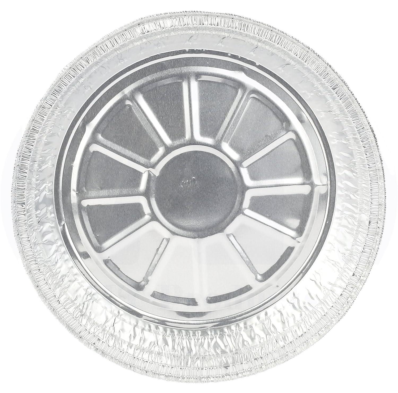 Pack de 40 /8.31/Di/ámetro x 1,56 sartenes de profundidad MT productos desechables 8/Inch redondo de aluminio Foil hornear pan/ /37/ml capacidad/