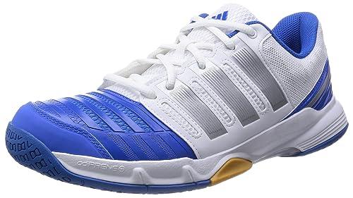 Adidas Court stabil 11 ftwwhtsilvmtbroyal, Größe Adidas