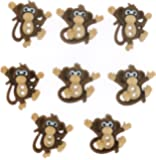 "Dress It Up 7678"" Sew Cute Monkeys Novelty Embellishments"