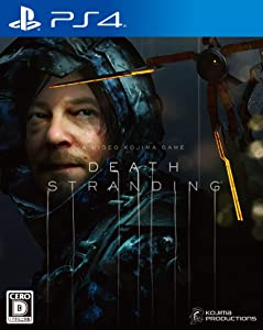 DEATH STRANDING【早期購入特典】アバター(ねんどろいどルーデンス)/PlayStation4ダイナミックテーマ/ゲーム内アイテム(封入)