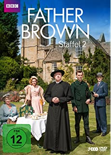 Father Brown Staffel 3 4 Dvds Amazonde Mark Williams
