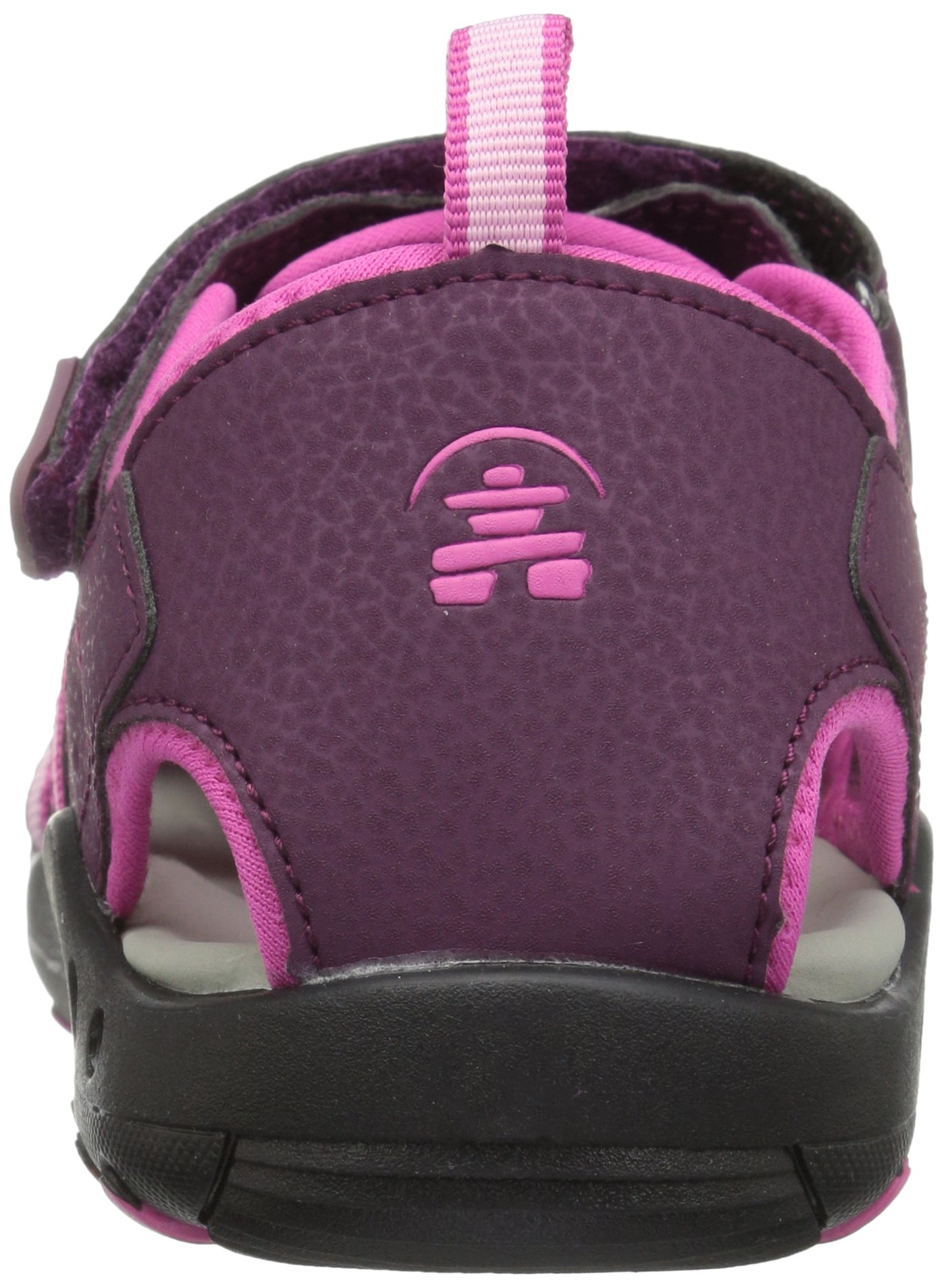 Kamik Toddler Crab Sandals Plum 4 by Kamik (Image #2)