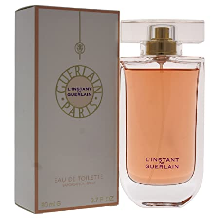 L instant De Guerlain By Guerlain For Women. Eau De Toilette Spray 2.7-Ounce