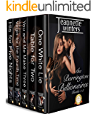 The Barrington Billionaires Collection: Books 1-5