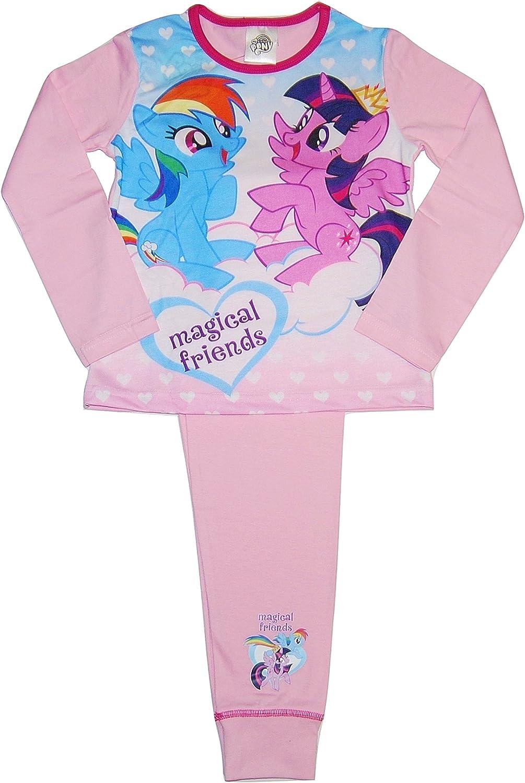 4-10 Years 2 Pack My Little Pony Girls Pyjamas