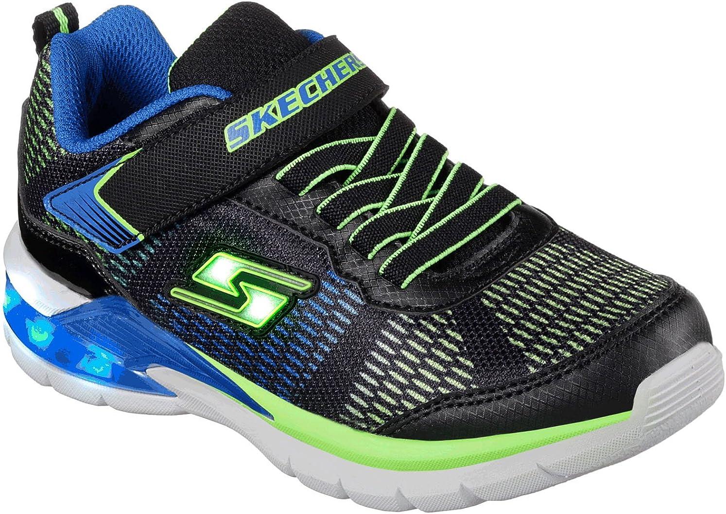Skechers Boys' S Lights Hydro Lights Sneaker | eBay