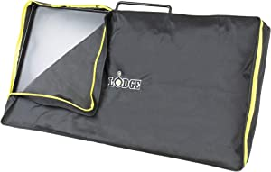 Lodge AT-7 Fits (model A5-7) Outdoor Cooking Table Cover, One Size, Black