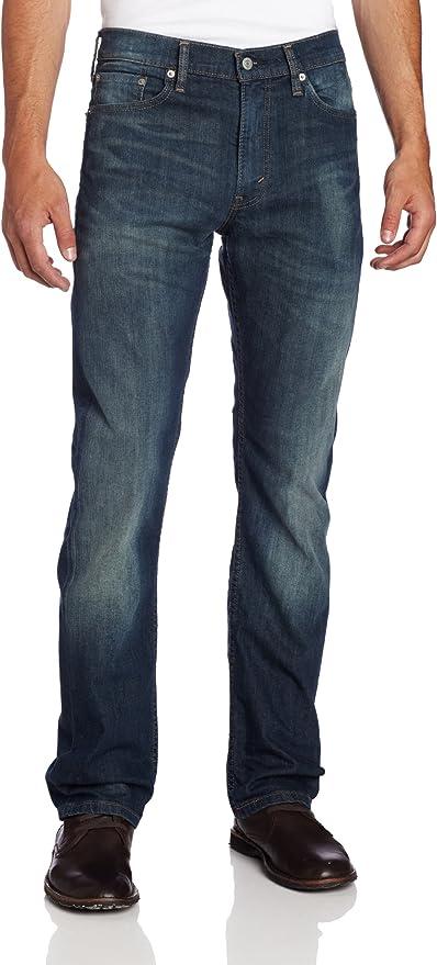 Levi's 李维斯 513系列 修身直筒 男式牛仔裤 2.9折$19.97 海淘转运到手约¥186