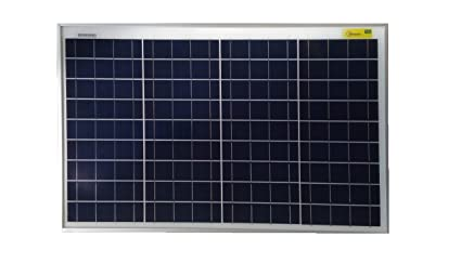 Eastman 40W Polycrystalline Solar Panel for Home/Office/School