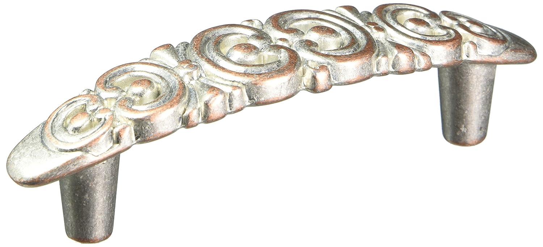 Laurey 13179 3-Inch Castle Creek Pull Weathered Nickel Copper