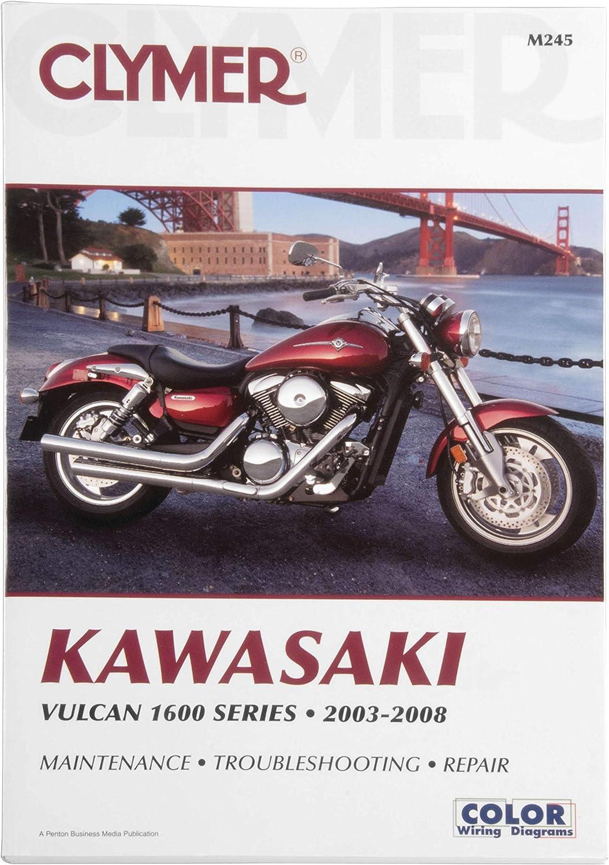 Amazon.com: 2008 Kawasaki VN1600A Vulcan 1600 Classic Vulcan 1600 Series  Manual, Manufacturer: Clymer, MANUAL KAW VULCAN 1600 03-08: AutomotiveAmazon.com