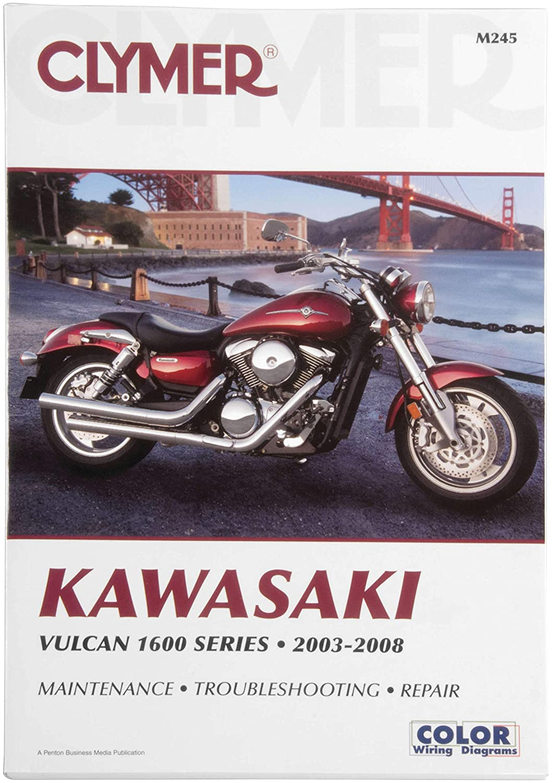 Amazon.com: 2008 Kawasaki VN1600A Vulcan 1600 Clic Vulcan ... on kawasaki 1500 fuel system, kawasaki nomad wiring diagram, kawasaki 1500 parts, kawasaki 1500 accessories, kawasaki mean streak, kawasaki vulcan wiring diagram,