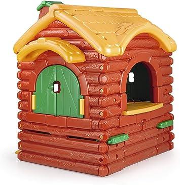 FEBER - Woodland Cottage, Casita infantil para el jardín con sonidos (Famosa 800002884): Amazon.es: Juguetes y juegos