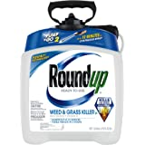 Roundup Ready-To-Use Weed & Grass Killer III -- with Pump 'N Go 2 Sprayer, Use in & Around Vegetable Gardens, Tree Rings, Flo