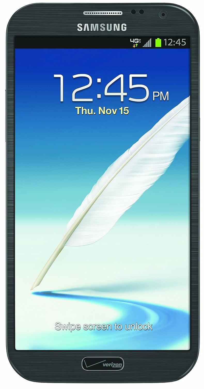 Amazon Samsung Galaxy Note Ii Titanium 16gb Verizon Wireless