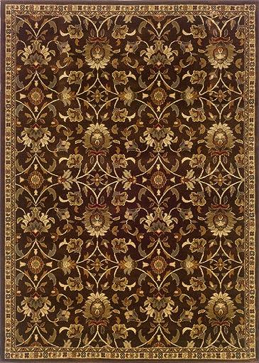 Oriental Weavers Amelia 2331K Area Rug, 8-Feet 2-Inch by 10-Feet