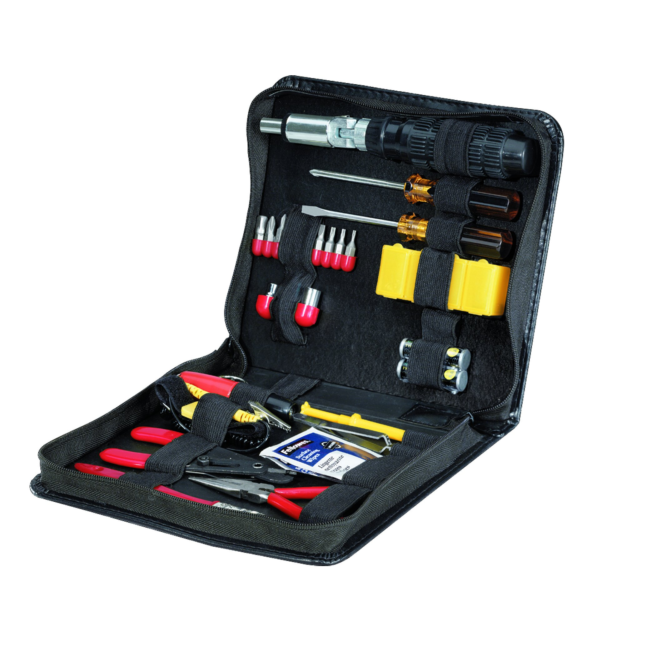 Fellowes Premium 30 Piece Computer Tool Kit by Fellowes