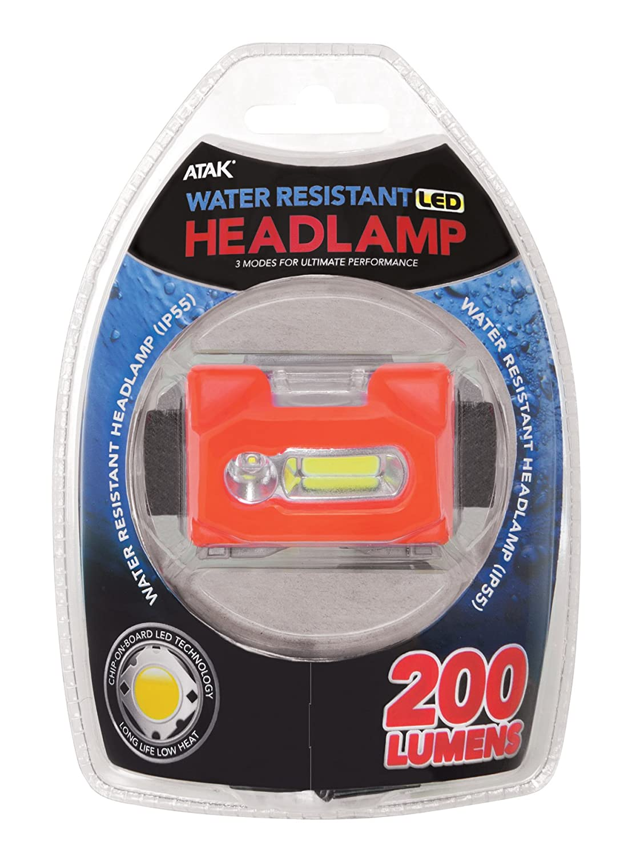 Performance Tool 560 LED 500 Lumen Rechargeable Headlamp