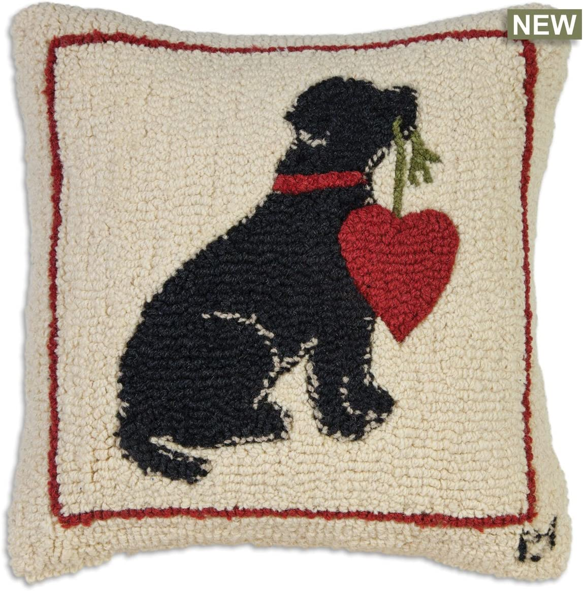 Chandler 4 Corners My Heart on a String 18 Pillow