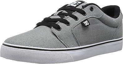 DC Men's Anvil TX SE Skate Shoe, Light