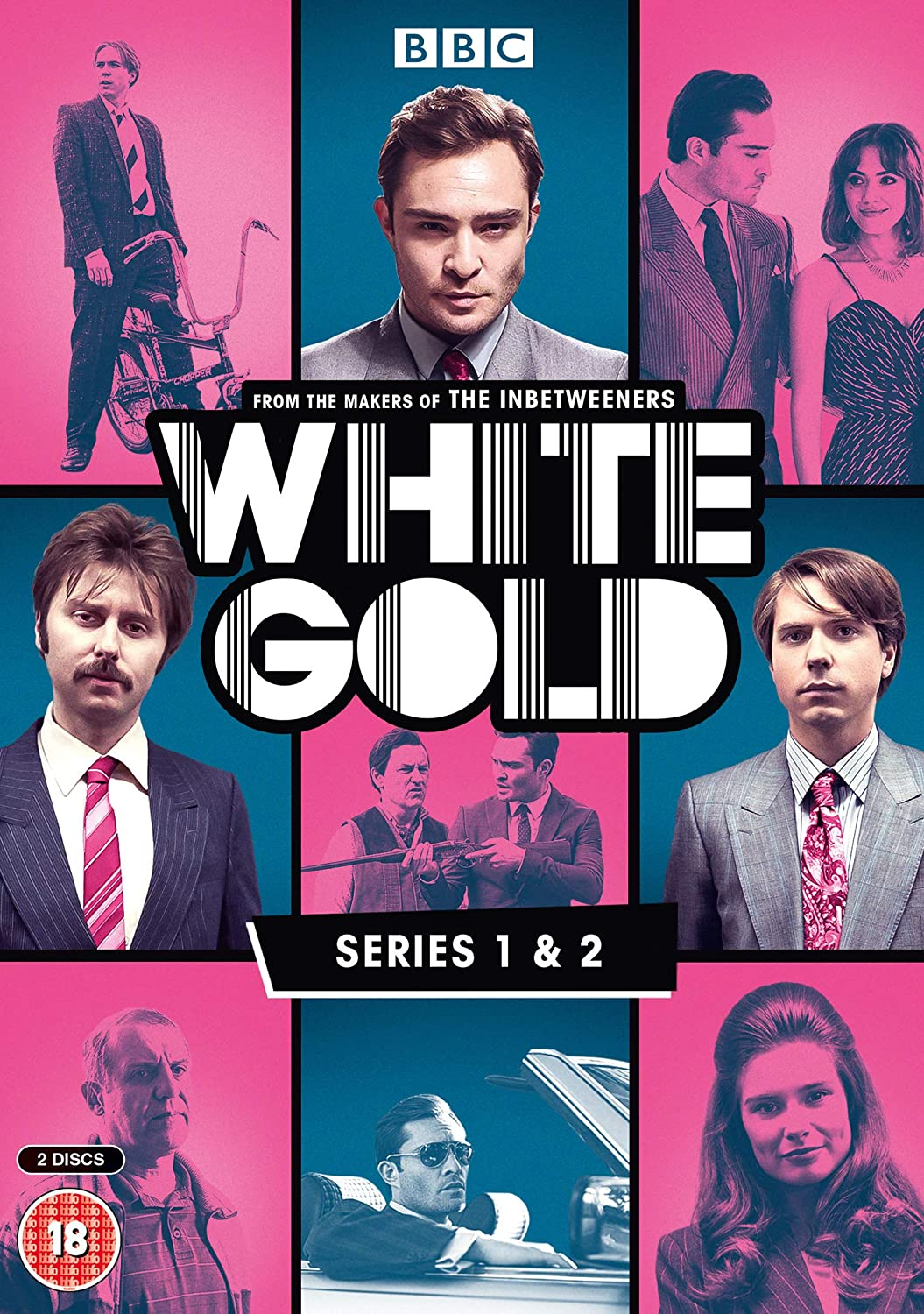 White Gold Series 1 & 2