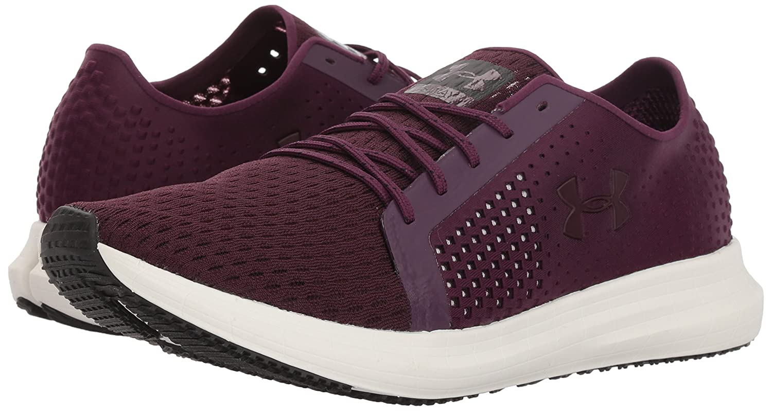 Under Armour Women's Sway M Running Shoe B071Z1LP1W 12 M Sway US|Merlot (502)/Ivory e9daf6