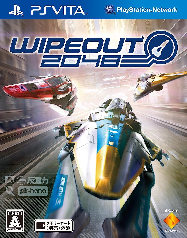 Amazon Wipeout 48 Psvita ゲームソフト