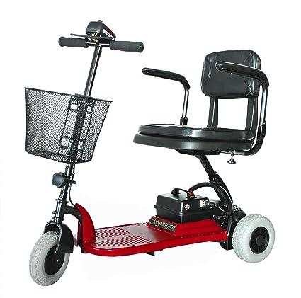Amazon.com: Shoprider – Echo 3 – – Patinete, color 3-Wheel ...