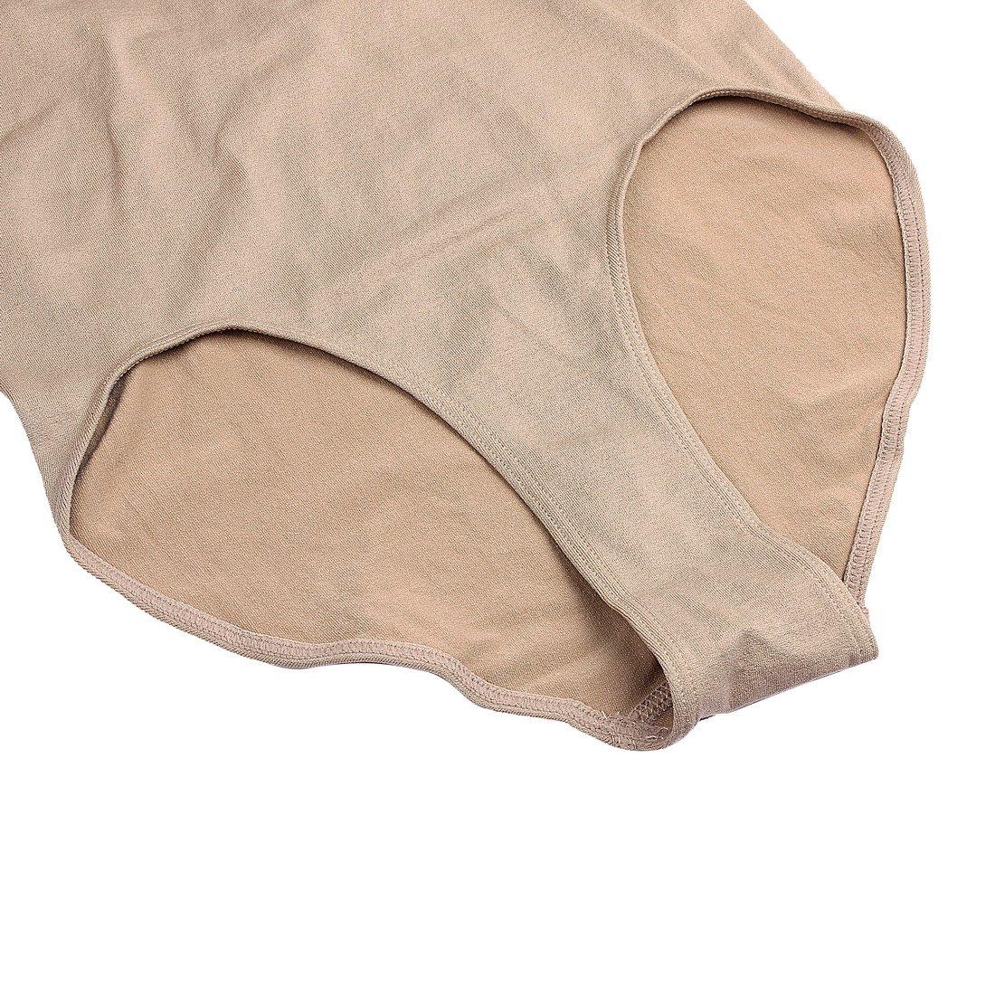 iMucci Professional Seamless Nude Camisole Leotard Undergarment Dancewear for Ballet Dance