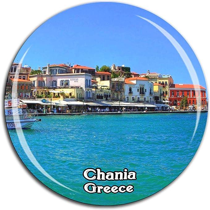 JUMBO  Fridge Magnet GREECE Greek Island KOS Holiday Souvenir