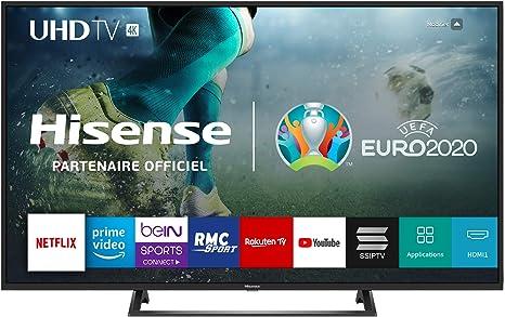 HISENSE 55B7300 TELEVISOR 55 UHD 4K HDR10+/HLG DVB-T2/T/C/S2/S Smart TV: Hisense: Amazon.es: Electrónica