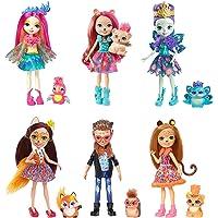Deals on 6-Pack Enchantimals 6-inch Doll Set