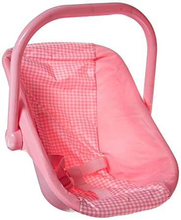 Castle Toys Baby Doll Car Seat Carrier
