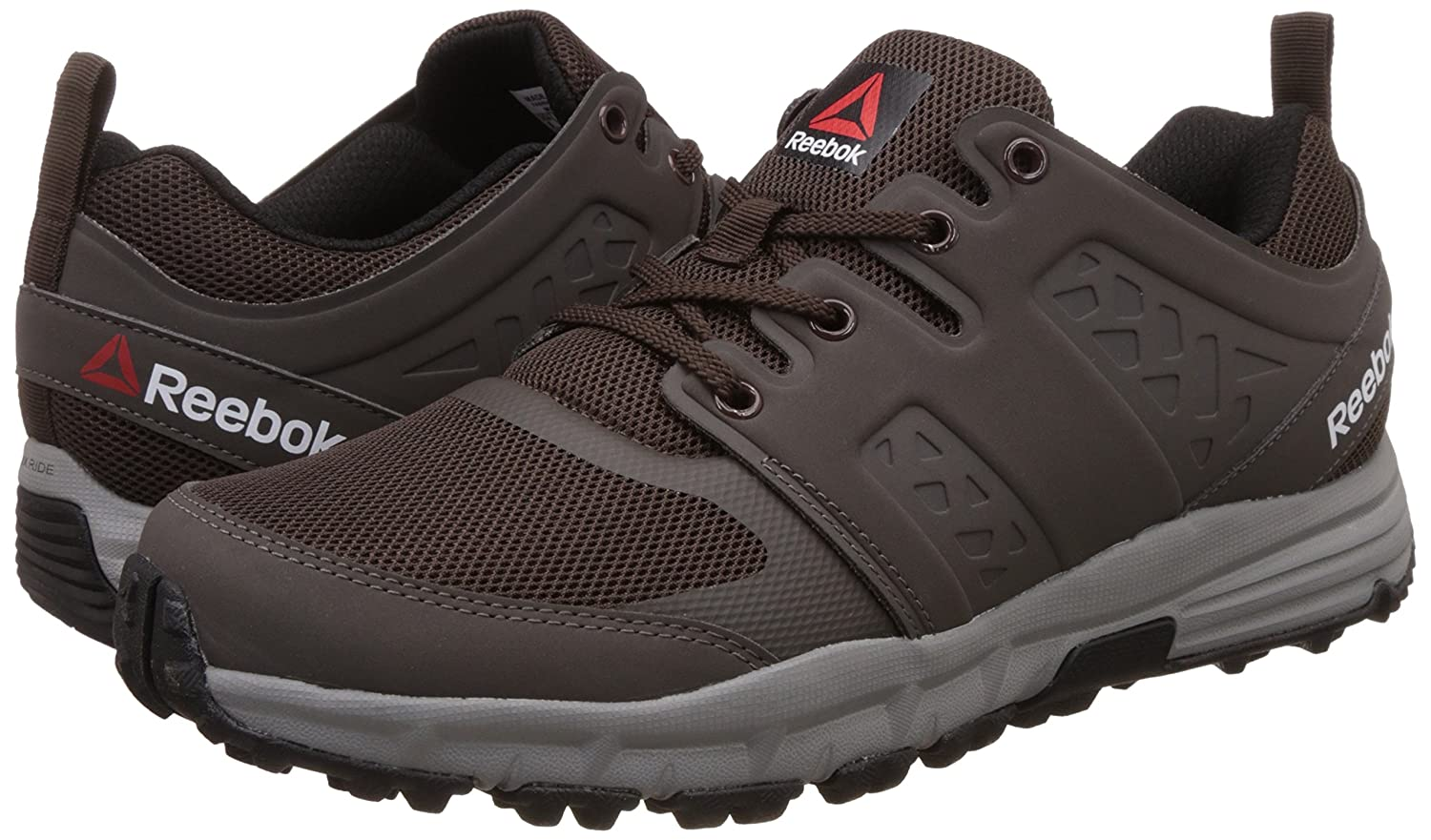 Reebok Men s Trail Ride Sneakers  Buy Online at Low Prices in India -  Amazon.in 7b84c21cf