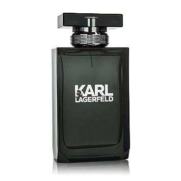 Lagerfeld espuma de poliuretano para Homme Eau De Toilette de aerosol de la 50 ml/17 oz: Amazon.es: Hogar