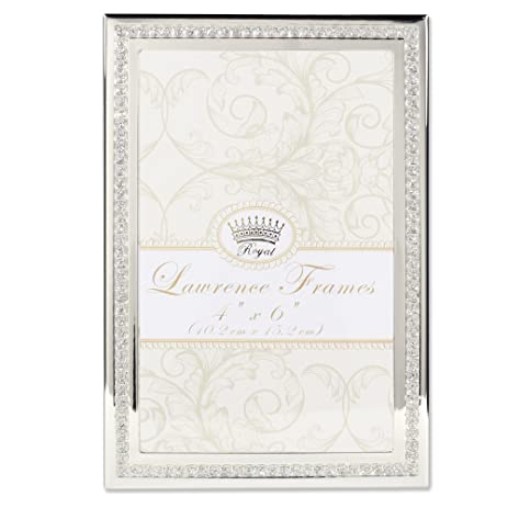 Amazon.com - Lawrence Frames Lawrence Royal Designs 4 x 6 Dazzle ...