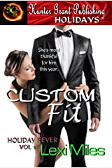 Custom Fit: Holiday Edition (Holiday Fever Book 1) Kindle Edition
