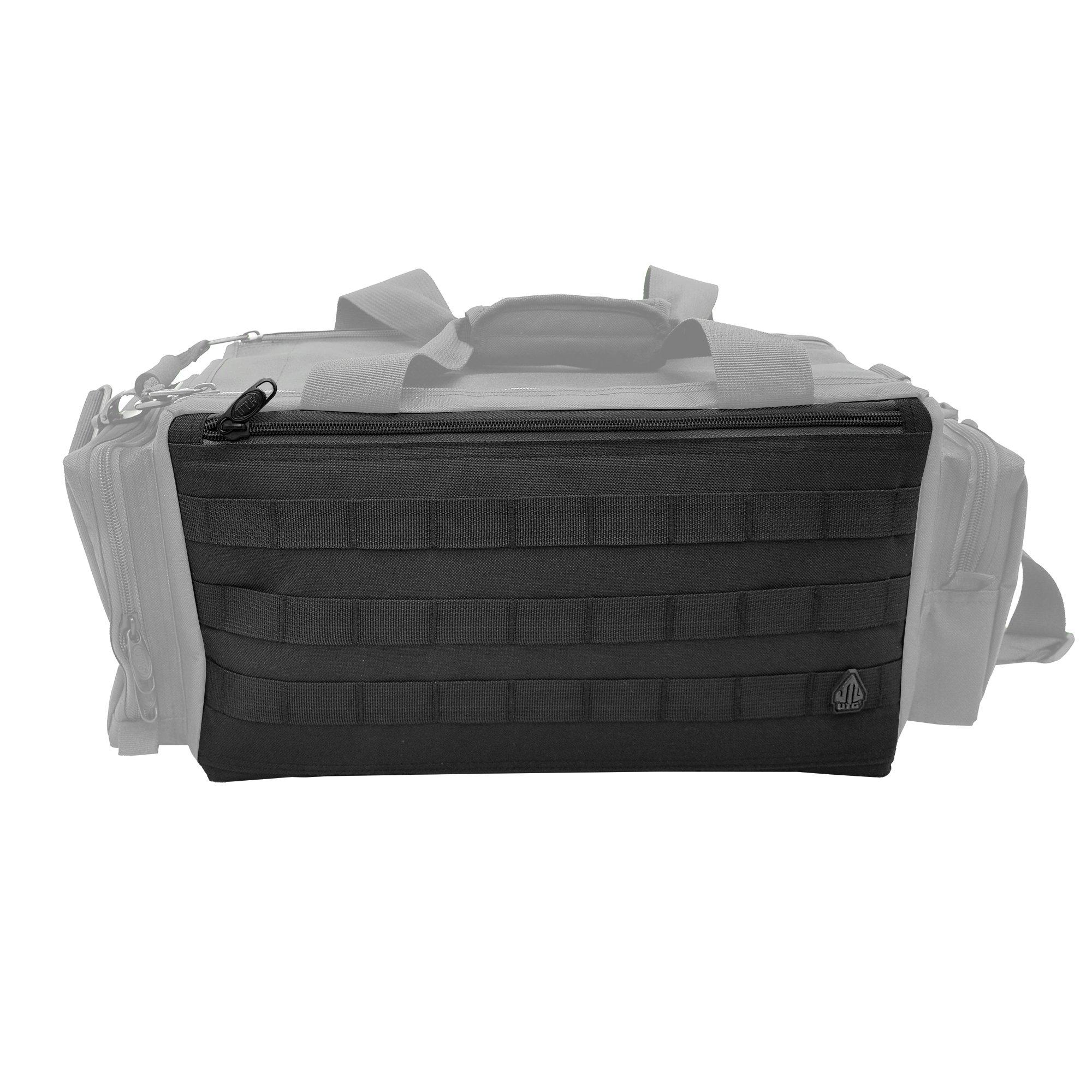 UTG All in One Range/Utility Go Bag, Black, 21'' x 10'' x 9'' by UTG (Image #10)