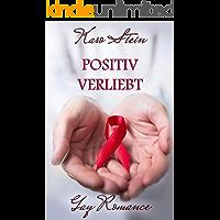 Positiv verliebt (German Edition) book cover